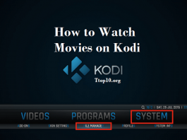 how to get movies on kodi