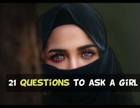 21 Questions to Ask a Girl