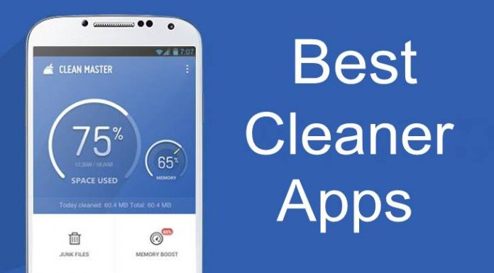 phone cleaner apps