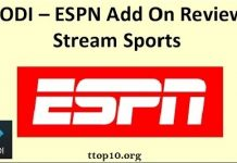 how to watch espn on kodi