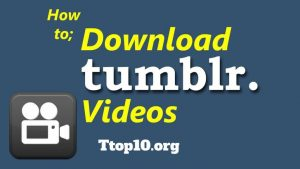 download tumblr video