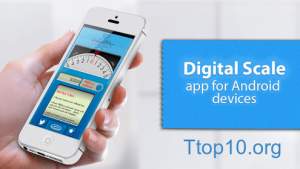 digital scale apps