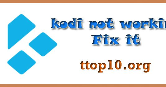 kodi-not-working