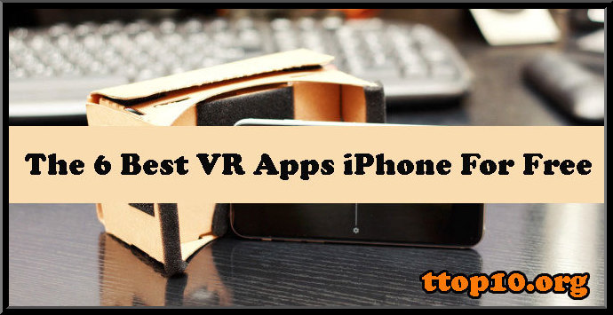 best vr apps iphone