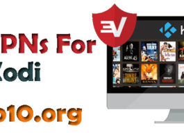 best vpns for kodi