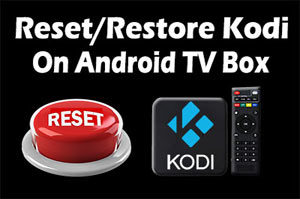 How To Reset Kodi On Fire TV {Simple Steps}
