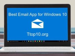 Best Email App for Windows 10