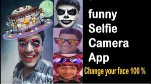 funny face camera app