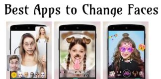 Apps to Change Faces