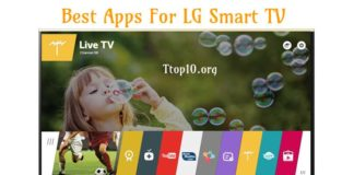Best Apps For LG Smart TV