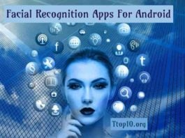 Facial Recognition Apps