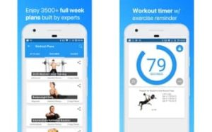 Home Exercises App