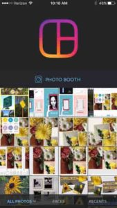 poster app android
