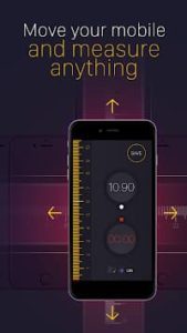 app to measure distance in feet