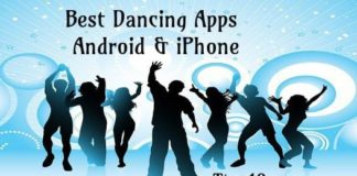 best dancing apps