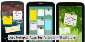 best notepad apps