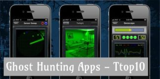 ghost apps android