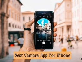 Best Camera App For iPhone