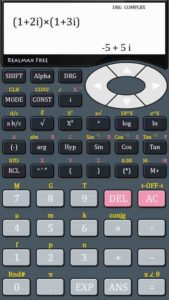 Free Scientific Calculator App