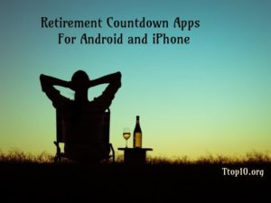 Retirement Countdown Apps