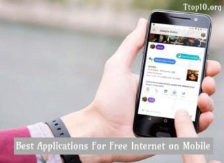 Best Applications For Free Internet on Mobile