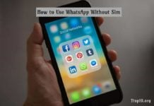 How to Use WhatsApp Without Sim