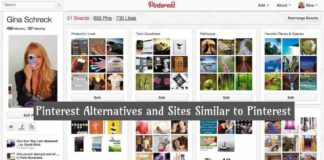 Best Pinterest Alternatives and Sites Similar to Pinterest