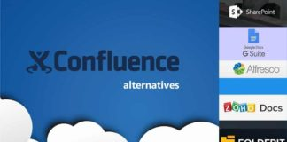Confluence Alternatives