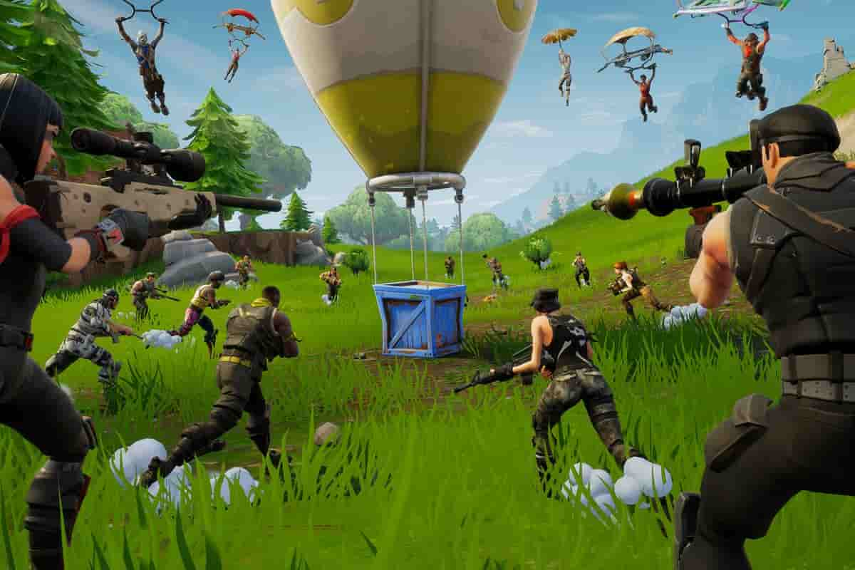 games like fortnite online