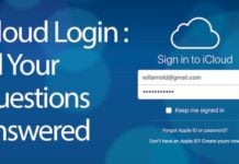 how to login to icloud 2019